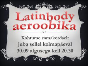 Latinbody
