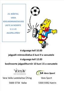 Jalgpallipäev
