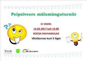 Malumang 2017 III